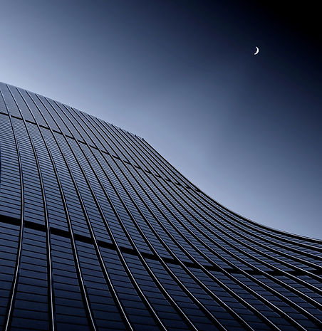low-angle-shot-modern-business-building-
