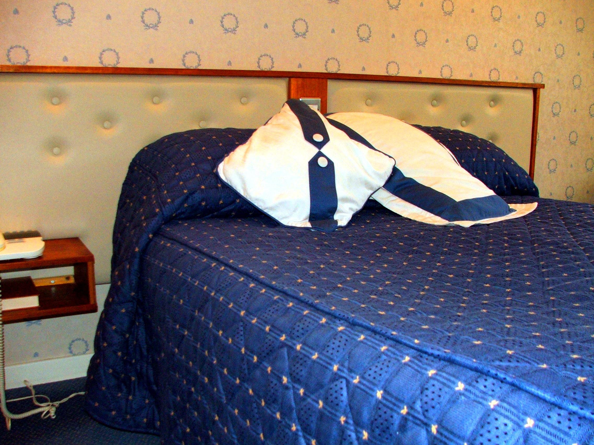 Powfoulis Manor Bedroom Double