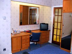 Powfoulis Hotel Bedroom