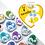 Thumbnail: 7 Months - Milestone (badge/keyring/magnet)