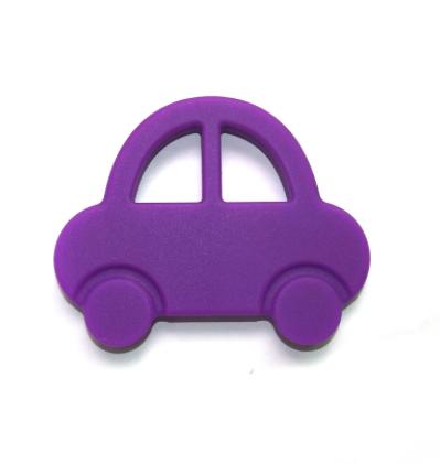 Purple Car Teether