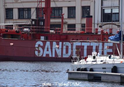 Le Sandettié - Bassin du commerce