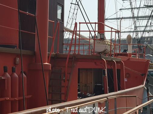 Le Sandettié - bateau feu