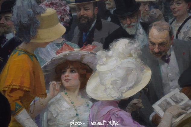 ROUEN - MUSEE DES BEAUX ARTS