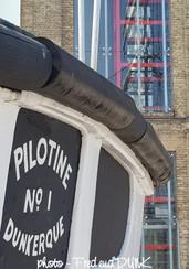 La pilotine...du musée portuaire