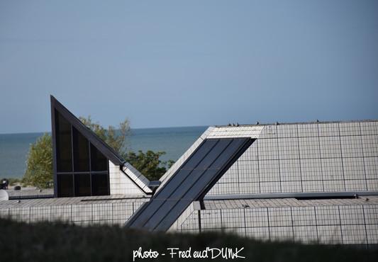 Le toit du LAAC