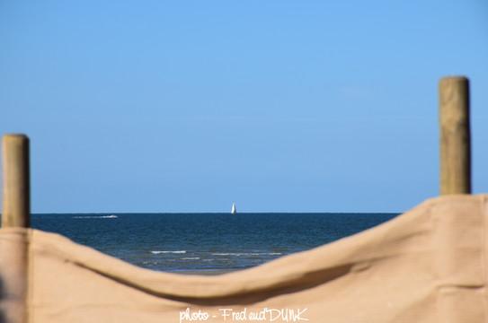 Quand il y a le ciel, le soleil et la mer