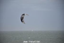 Dunkerque - terre de Kite surf
