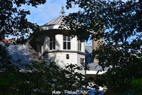 Villa Ziegler (Maison de l'environnement) - quartier de Malo les bains