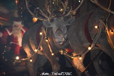 La grande parade de Noël