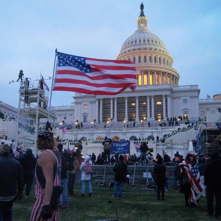 Capitol Hill #RESET2021 - BILD Julian Reichelt zweifelt - an was?