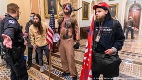 Was war los im Capitol?