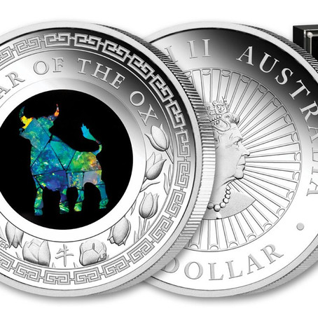 TR#012 - Year of the Ox Opal