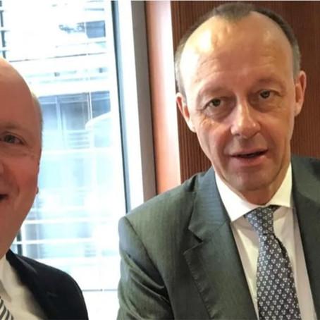 Startet Uwe Becker aus Frankfurt den Kampf der Bürgermeister gegen Antisemitismus in Harsewinkel?
