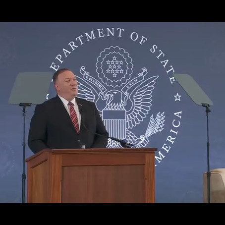 Mike Pompeo on Human Rights