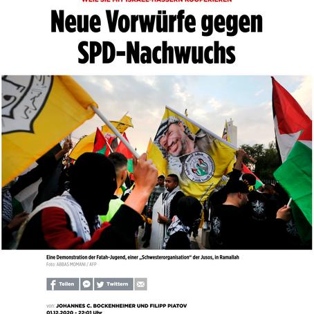 #RESET2021 BILD SPD kooperiert mit Israel Hassern (Terroristen) SPD Israel Hass auch in Harsewinkel