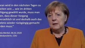 Realsatire > Ex-FDJ Sekretärin für Agitation und Propaganda Angela Merkel erklärt wem Demokratie?