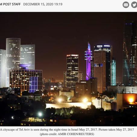 Trotz Corona Tel-Aviv 7. Teuerste Stadt der Welt - JPost Report