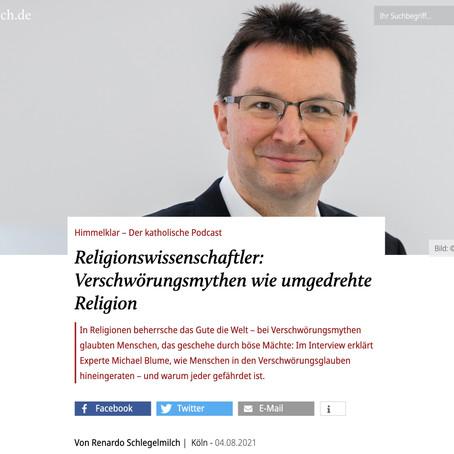 Offener Brief an Michael Blume, Antisemitismus Beauftragter des Landes Baden Württemberg