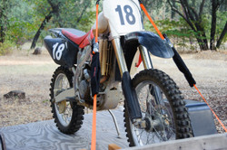 The Strap Jacket Dirtbike Double