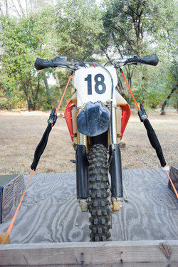 The Strap Jacket double dirtbike