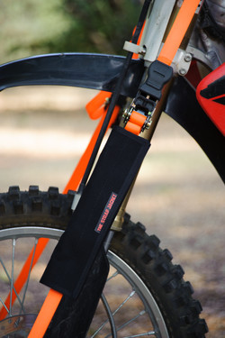 The Strap Jacket Motorcycle Fork
