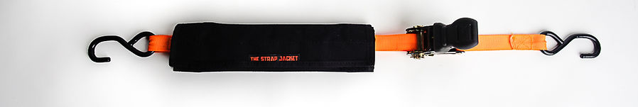 The Strap Jacket Tie-Down Excess Strap Control Closed