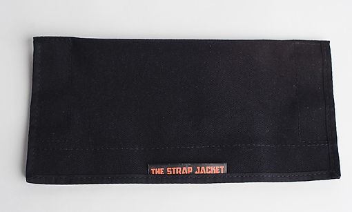 The Strap Jacket Device Closed