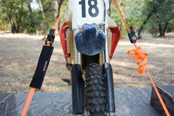 The Strap Jacket comparison dirtbike