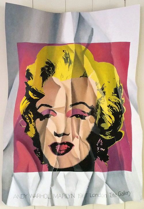Marilyn at the Tate
