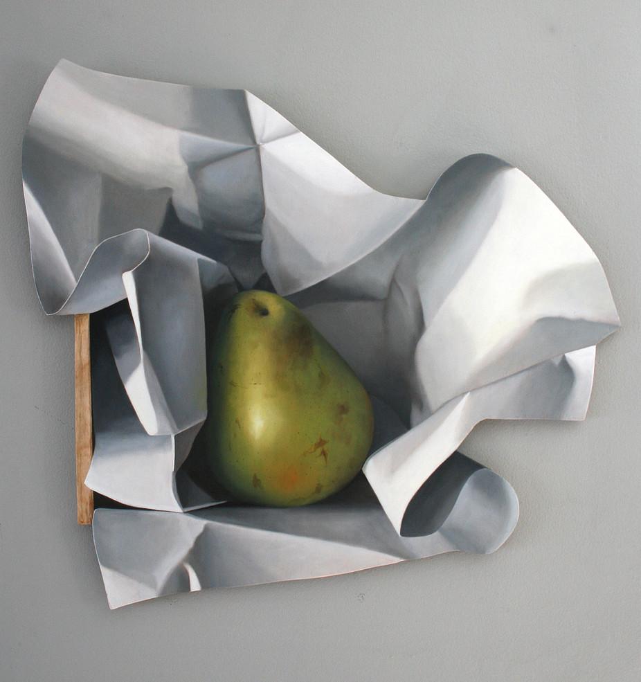 Pear Paper box