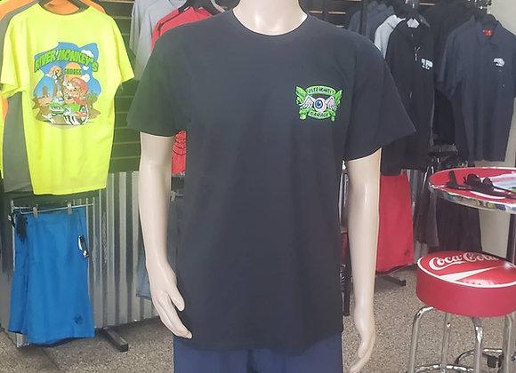 Men's River Monkey's Rat Fink inspired T-Shirt