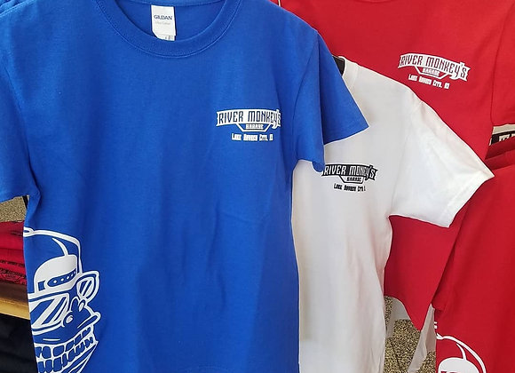River Monkey's Kids T-Shirt