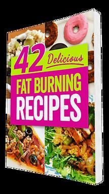 42 fat burning recipes.png