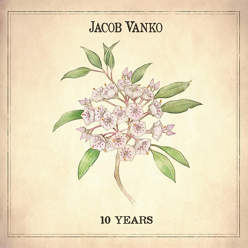 10 Years CD
