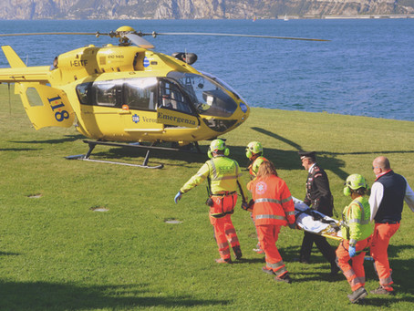Family's tribute to Children's Air Ambulance on Jack's special day   *International Story*