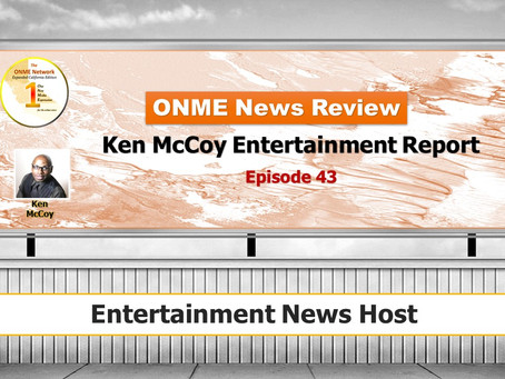 Ken McCoy Ent. Report 43: Host reviews true-story, movie 'Concrete Cowboy' and healthy cucumbers