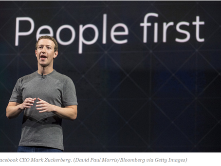 Lawmakers to Facebook: Don't Let Advertisers Exclude by Race