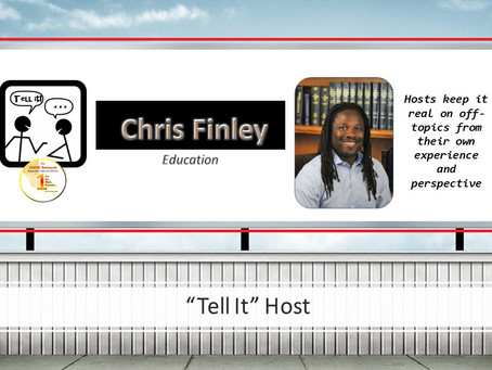 Episode 2:  Finley discusses school choice and where money matters for our children
