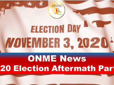 ONR 12-15-20: Check out the Northern California Black election winners serving, starting in 2021