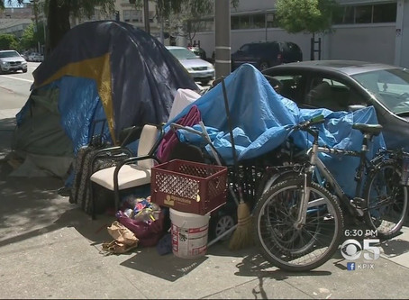 A new blueprint for treating homeless, mentally ill people in California?