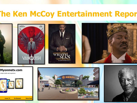 KMER 66: McCoy cautions, prepare for fire season; Oscars to be COVID-19 prepared; see 'Them' teaser