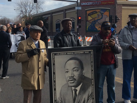 MLK Holiday professes realistic change in the city of Fresno