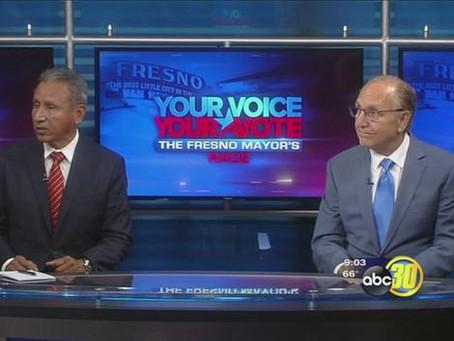 VBTalk Radio show hosts go in depth over local Fresno mayoral race