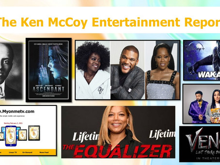 KMER Episode 57 celebrates Black History, Wakanda update, and Queen Latifah now in The Equalizer