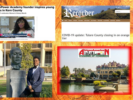 It's ONME Local: Fresno has COVID-19 equity concerns, Tulare almost to orange tier, Kern's ShePower