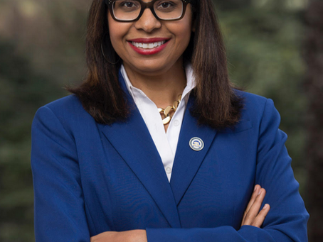 Sydney Kamlager succeeds Holly Mitchell as Calif. Senate's only Black woman