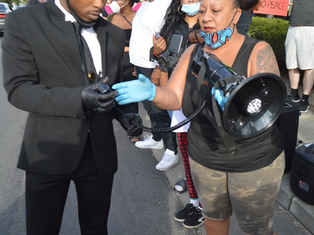 Black youth are central force in California George Floyd protests