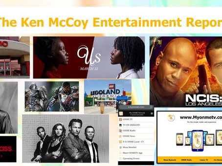 KMER 63 - McCoy recaps on movie theaters reopening and flashback to 'Us' movie