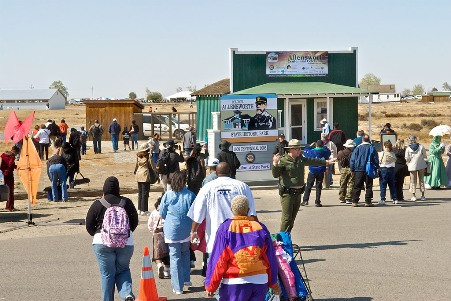 It's about that time of the year again for the 'Old Time Jubilee' at Allensworth this Ma